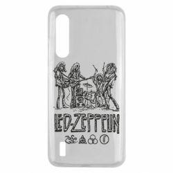 Чехол для Xiaomi Mi9 Lite Led-Zeppelin Art