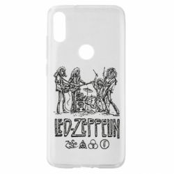Чехол для Xiaomi Mi Play Led-Zeppelin Art