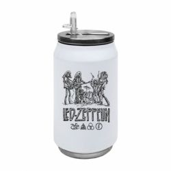 Термобанка 350ml Led-Zeppelin Art