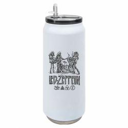 Термобанка 500ml Led-Zeppelin Art