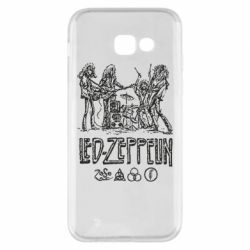 Чехол для Samsung A5 2017 Led-Zeppelin Art
