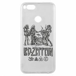 Чехол для Xiaomi Mi A1 Led-Zeppelin Art