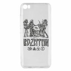 Чехол для Xiaomi Mi5/Mi5 Pro Led-Zeppelin Art