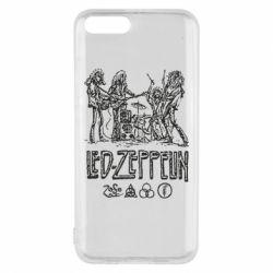Чехол для Xiaomi Mi6 Led-Zeppelin Art