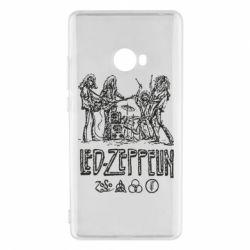 Чехол для Xiaomi Mi Note 2 Led-Zeppelin Art