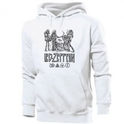 Мужская толстовка Led-Zeppelin Art