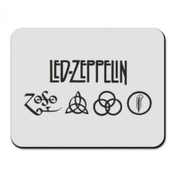 Коврик для мыши Led-Zeppelin Logo