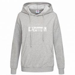 Женская толстовка Led Zeppelin - FatLine