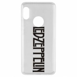 Чохол для Xiaomi Redmi Note 5 Led Zeppelin