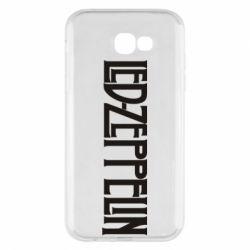 Чохол для Samsung A7 2017 Led Zeppelin