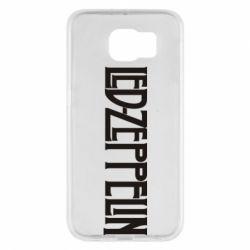Чохол для Samsung S6 Led Zeppelin