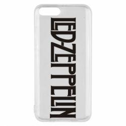 Чохол для Xiaomi Mi6 Led Zeppelin