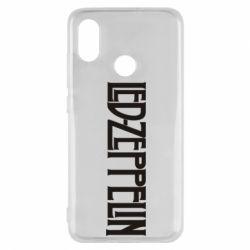 Чохол для Xiaomi Mi8 Led Zeppelin