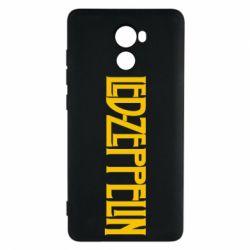 Чохол для Xiaomi Redmi 4 Led Zeppelin