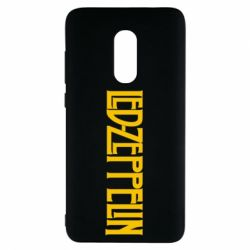 Чохол для Xiaomi Redmi Note 4 Led Zeppelin