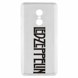 Чохол для Xiaomi Redmi Note 4x Led Zeppelin