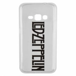 Чохол для Samsung J1 2016 Led Zeppelin