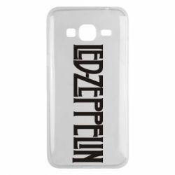 Чохол для Samsung J3 2016 Led Zeppelin