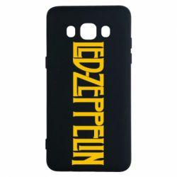 Чохол для Samsung J5 2016 Led Zeppelin