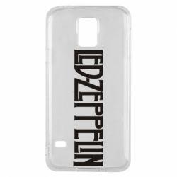 Чохол для Samsung S5 Led Zeppelin