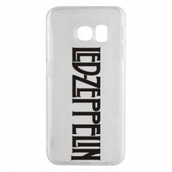 Чохол для Samsung S6 EDGE Led Zeppelin