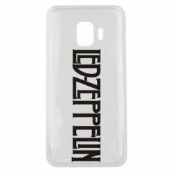 Чохол для Samsung J2 Core Led Zeppelin