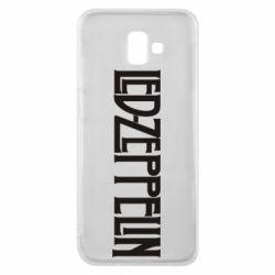 Чохол для Samsung J6 Plus 2018 Led Zeppelin