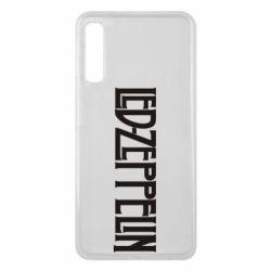 Чохол для Samsung A7 2018 Led Zeppelin