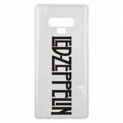 Чохол для Samsung Note 9 Led Zeppelin