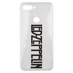 Чохол для Xiaomi Mi8 Lite Led Zeppelin