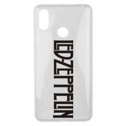 Чохол для Xiaomi Mi Max 3 Led Zeppelin