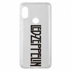 Чохол для Xiaomi Redmi Note Pro 6 Led Zeppelin