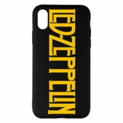 Чохол для iPhone X/Xs Led Zeppelin