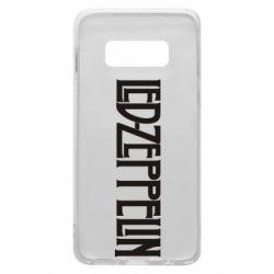 Чохол для Samsung S10e Led Zeppelin