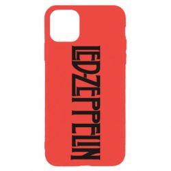 Чохол для iPhone 11 Pro Max Led Zeppelin