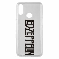 Чохол для Samsung A10s Led Zeppelin