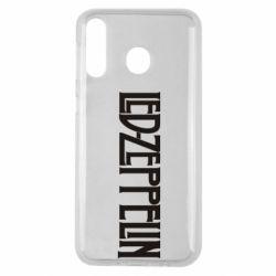 Чохол для Samsung M30 Led Zeppelin