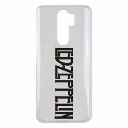 Чохол для Xiaomi Redmi Note 8 Pro Led Zeppelin