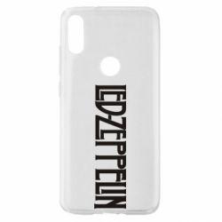 Чохол для Xiaomi Mi Play Led Zeppelin