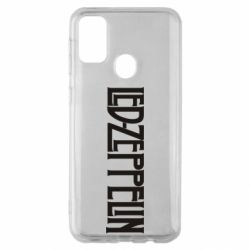 Чохол для Samsung M30s Led Zeppelin