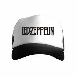 Дитяча кепка-тракер Led Zeppelin