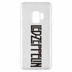 Чохол для Samsung S9 Led Zeppelin