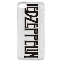 Чохол для iphone 5/5S/SE Led Zeppelin