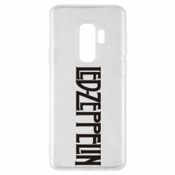 Чохол для Samsung S9+ Led Zeppelin