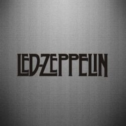Наклейка Led Zeppelin - FatLine