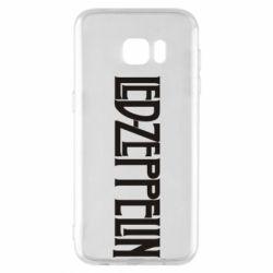 Чохол для Samsung S7 EDGE Led Zeppelin