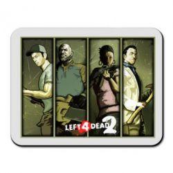 Коврик для мыши Left 4 Dead 2 - FatLine