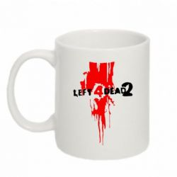 Кружка 320ml Left 4 Dead 2 - FatLine