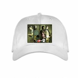 Детская кепка Left 4 Dead 2