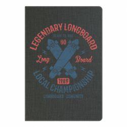 Блокнот А5 Legendary Longboard